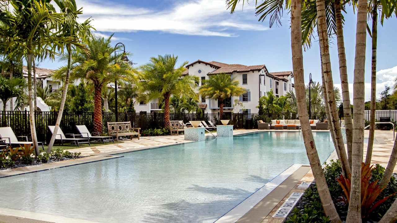 Garden Apartments Delray Beach